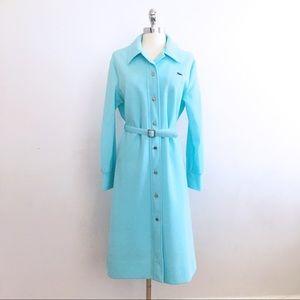 Chemise Lacoste Vintage 60s/70s Dress Large???
